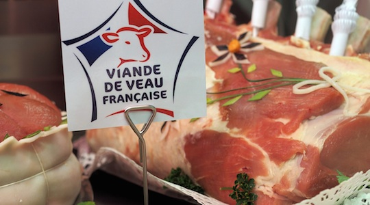 Le label viande de France